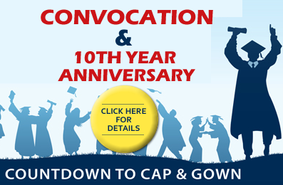 Convocation Details