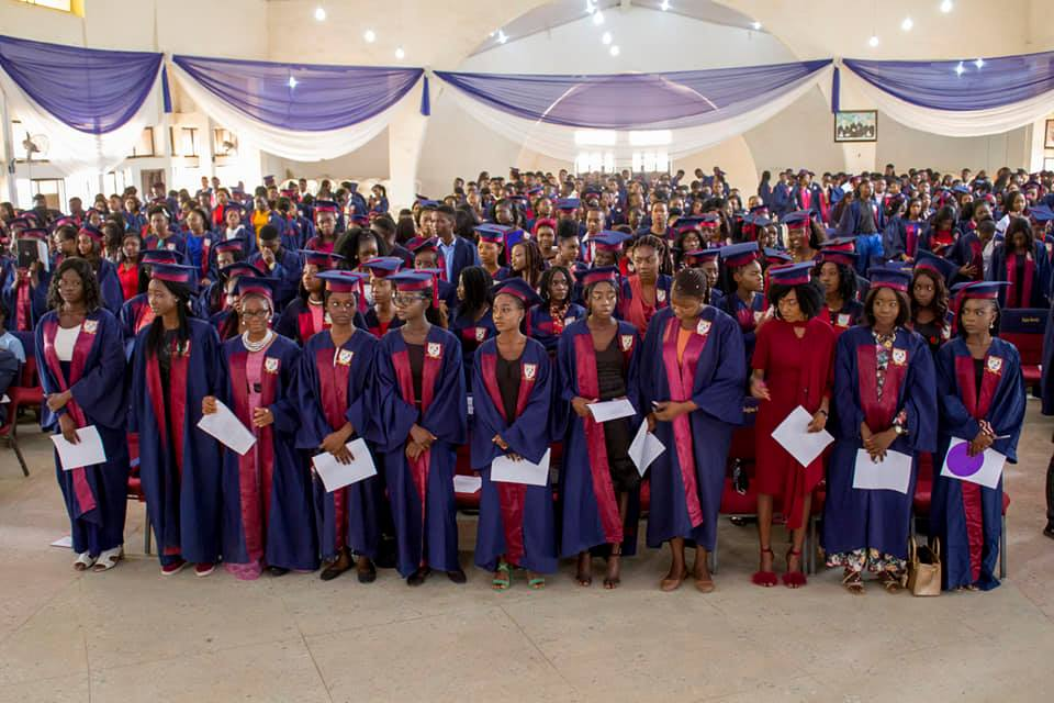 Bingham University Matriculates 925 New Intakes