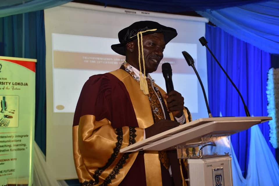 Vice Chancellor Bingham University, Prof. W .b Qurix, Ofr Delivers 3Rd And 4Th Combined Pre-Convocation Lecture Of The Federal University Lokoja