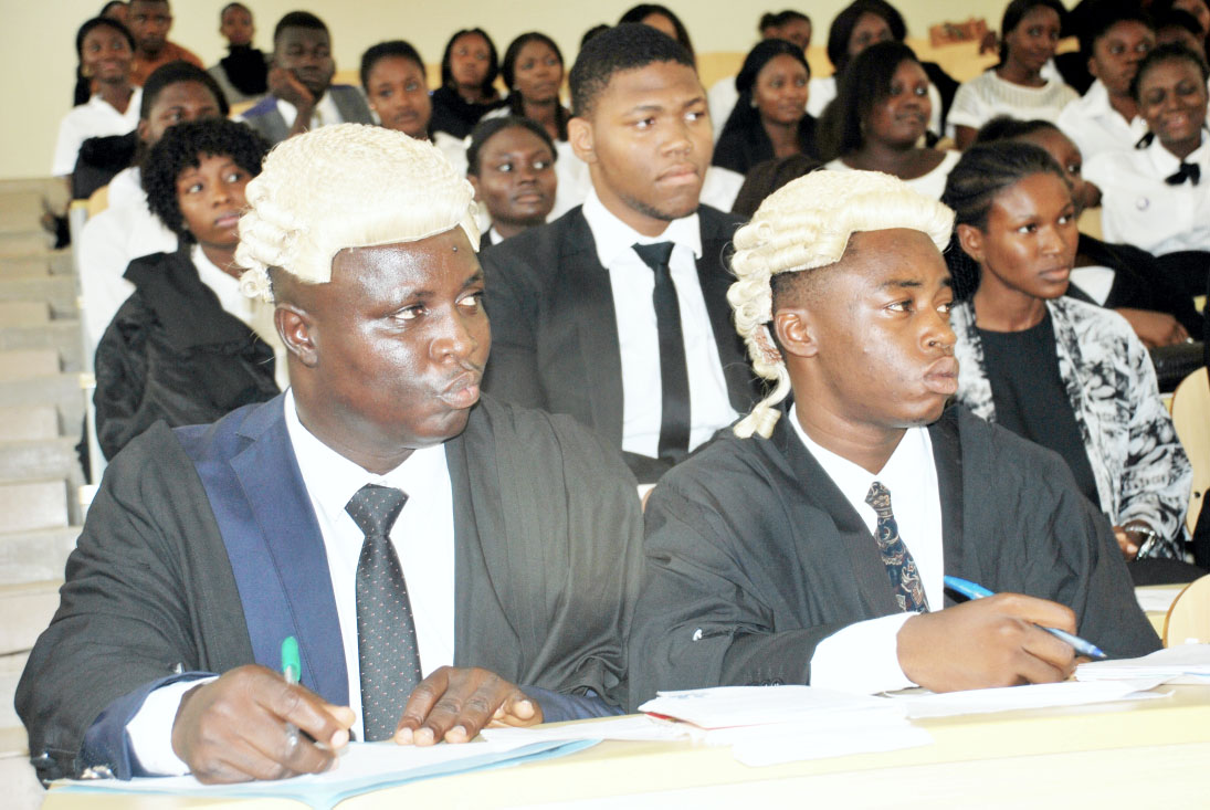 Law Faculty Holds Maiden Law Week